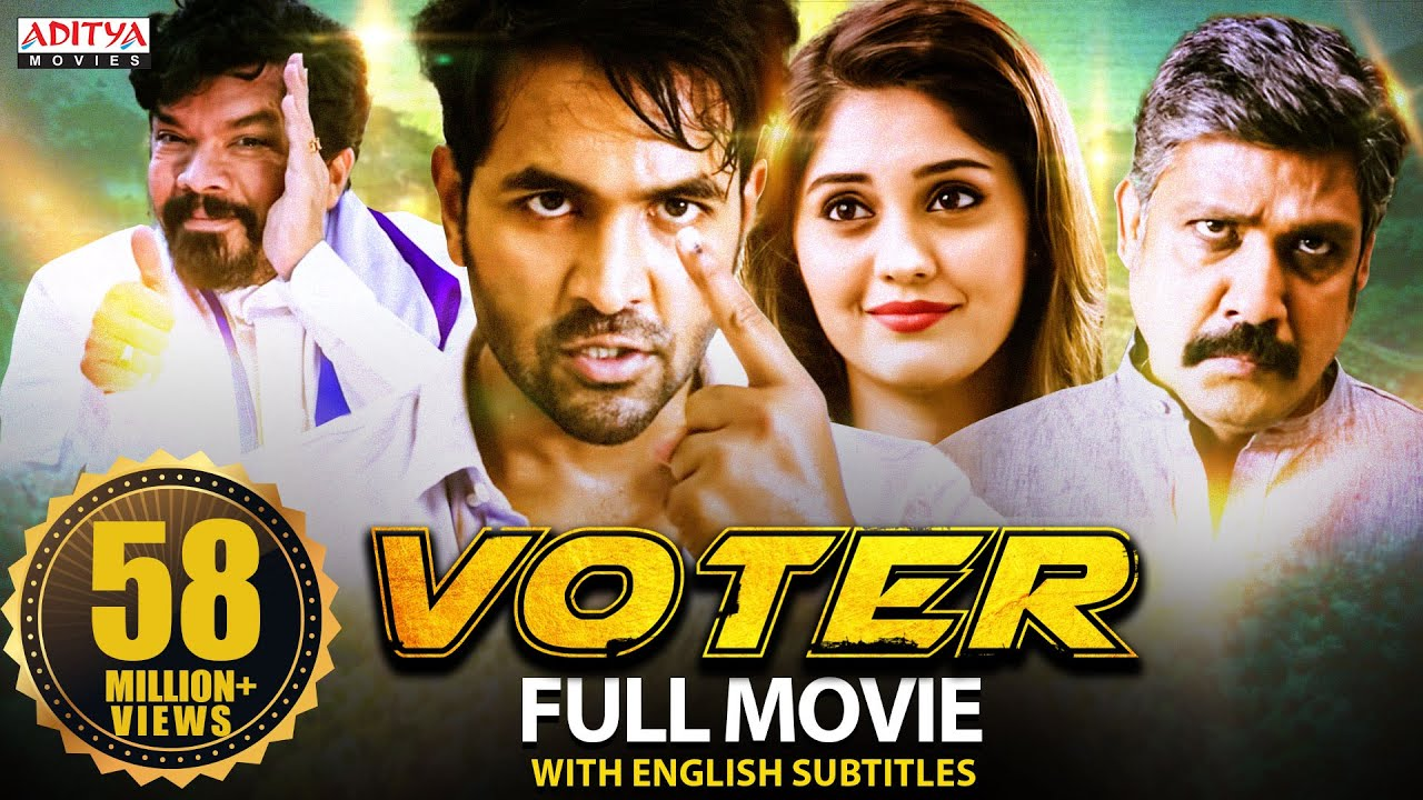 voter new hindi dubbed south mov